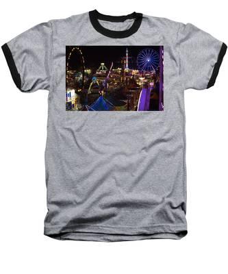 Atop The Carnival Baseball T-Shirt