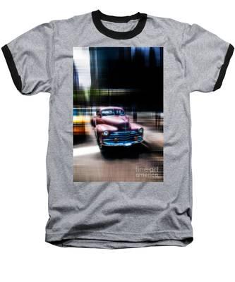 attracting curves III2 Baseball T-Shirt