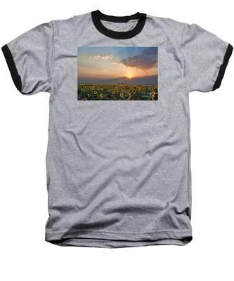 August Dreams Baseball T-Shirt