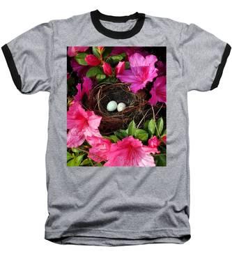 Azalea Surprise Baseball T-Shirt
