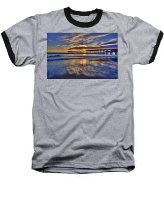 Beautiful Cayucos Baseball T-Shirt