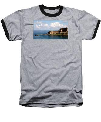 Beautiful El Morro Baseball T-Shirt