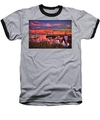 Beautiful Harbor Baseball T-Shirt