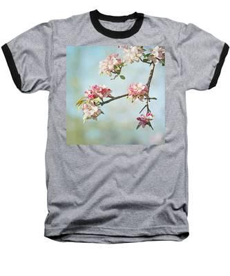 Blossom Branch Baseball T-Shirt