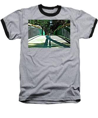 Bridge Of Shadows Baseball T-Shirt