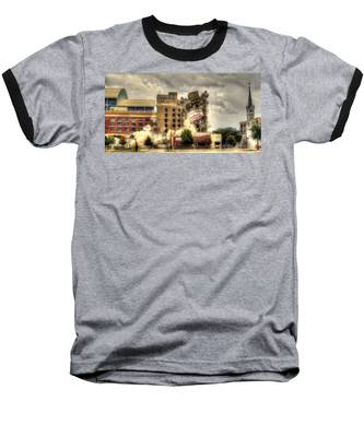 Bringing Down The House Baseball T-Shirt
