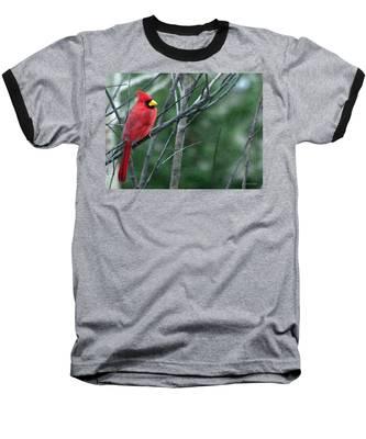 Cardinal West Baseball T-Shirt