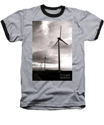 Catch The Wind Baseball T-Shirt
