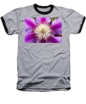 Baseball T-Shirt featuring the photograph Centerpiece by Andrea Platt