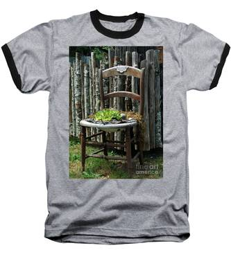 Chair Planter Baseball T-Shirt