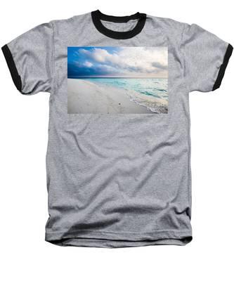 Colors Of Paradise Baseball T-Shirt