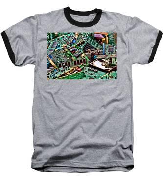 Computer Parts Baseball T-Shirt