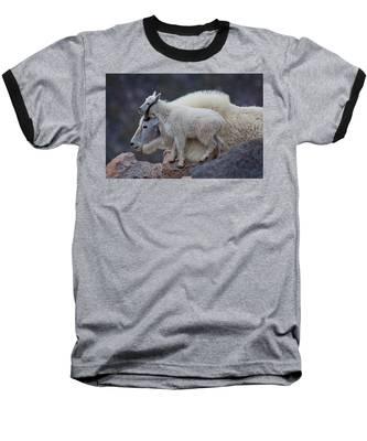 Contentment  Baseball T-Shirt