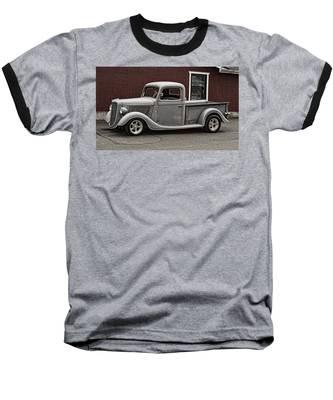 Cool Little Ford Pick Up Baseball T-Shirt