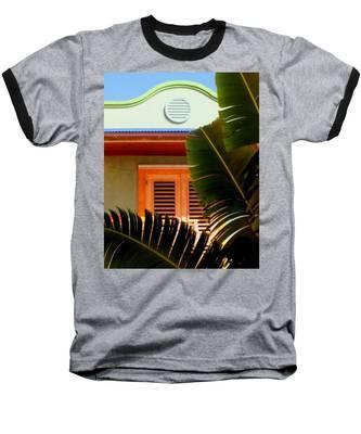 Cool Tropics Baseball T-Shirt