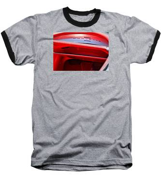 Corvette Dash - Mike Hope Baseball T-Shirt