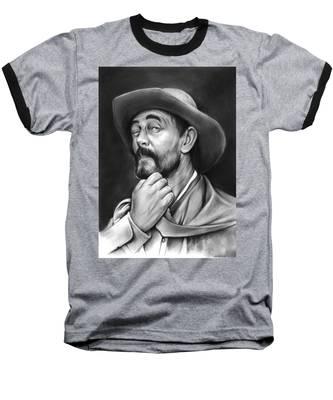 Deputy Festus Haggen Baseball T-Shirt