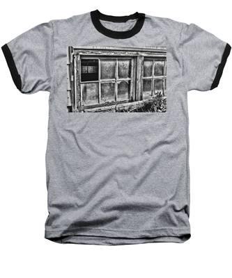 Dirty Windows Baseball T-Shirt