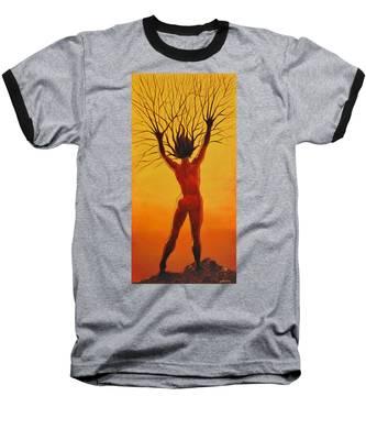 Dryad Baseball T-Shirt