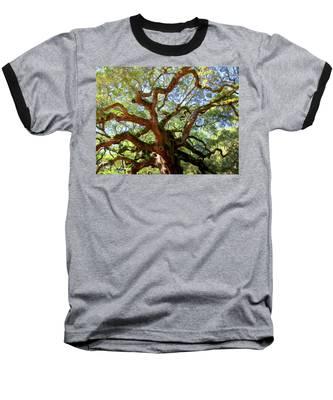 Entangled Beauty Baseball T-Shirt