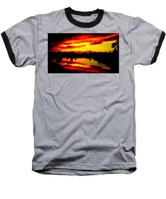 Epic Reflection Baseball T-Shirt