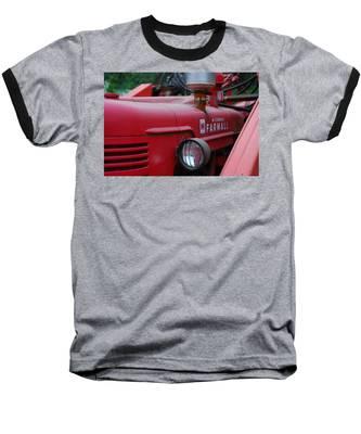 Farmall Tractor Baseball T-Shirt