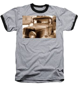 Baseball T-Shirt featuring the photograph Farmer's Best Friend by Andrea Platt