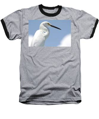 Baseball T-Shirt featuring the photograph Feathers by Andrea Platt