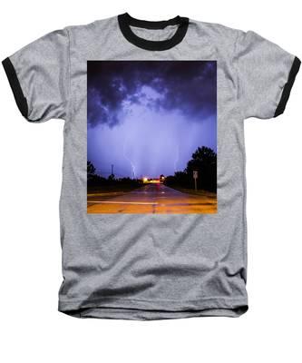 Field Goal Baseball T-Shirt