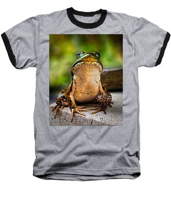 Frog Prince Or So He Thinks Baseball T-Shirt