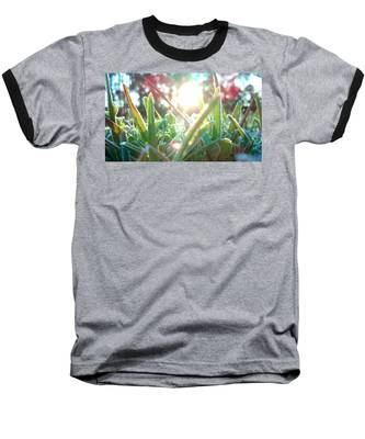 Frosty Flare Baseball T-Shirt