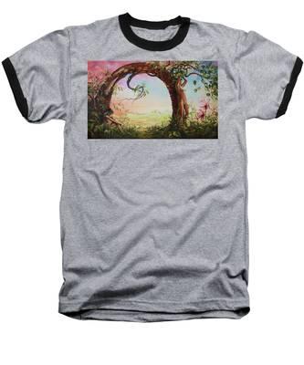 Gate Of Illusion Baseball T-Shirt