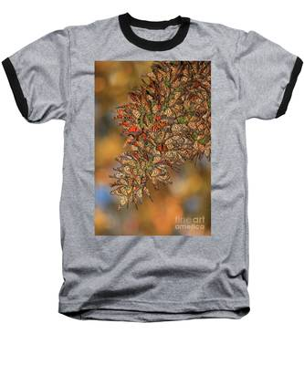 Golden Cluster Baseball T-Shirt