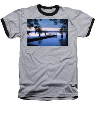 Good Morning For Fishing Baseball T-Shirt