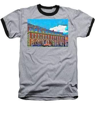 Grand Imperial Hotel Baseball T-Shirt