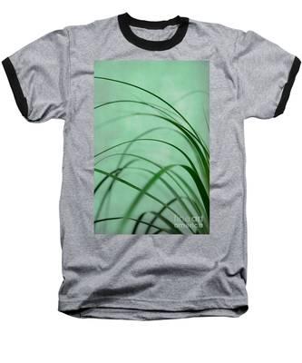 Grass Impression Baseball T-Shirt