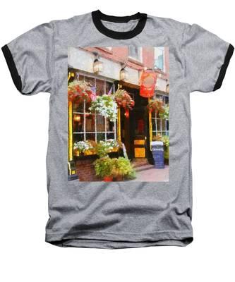 Green Dragon Tavern Baseball T-Shirt