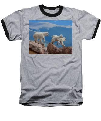 Happy Landing Baseball T-Shirt