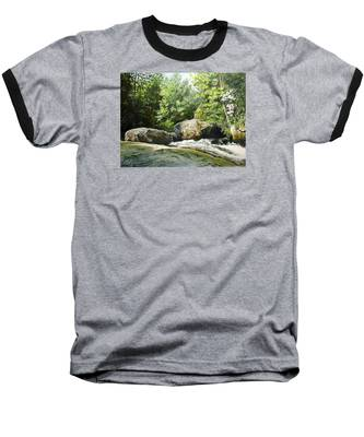 Hideaway Baseball T-Shirt