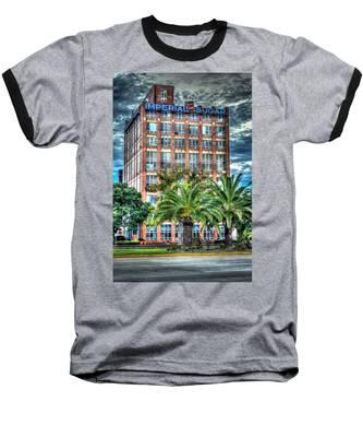 Imperial Sugar Factory Daytime Hdr Baseball T-Shirt