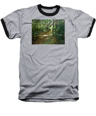 In And Out Of The Shadows Baseball T-Shirt