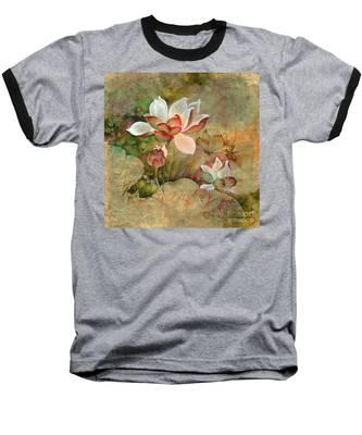 In The Lotus Land Baseball T-Shirt