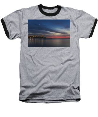 Jaffa On Ice Baseball T-Shirt