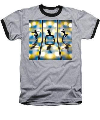 Joy Of Movement Baseball T-Shirt