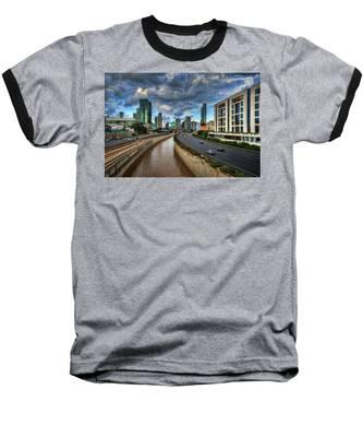 Life In The Fast Lane Baseball T-Shirt
