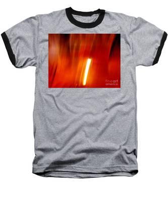 Light Intrusion Baseball T-Shirt