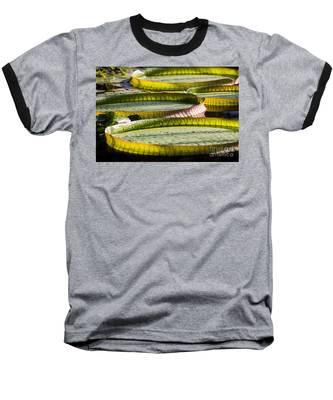 Lilly Pads Baseball T-Shirt
