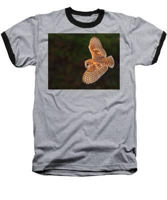 Majestic Flight Baseball T-Shirt
