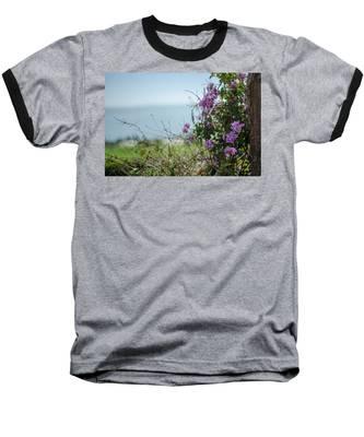 Mount Of Beatitudes Baseball T-Shirt