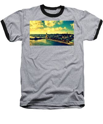 Nassau The Bahamas Baseball T-Shirt